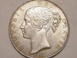 Algunas monedas alegóricas de épocas románticas