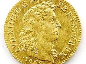 Monedas de oro en la América colonial