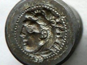 Identificar monedas falsas