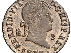 Ventajas y desventajas de coleccionar las monedas de Fernando VII