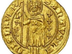 Al heredar una colección de monedas