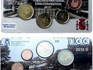 Hay poca innovación en la numismática