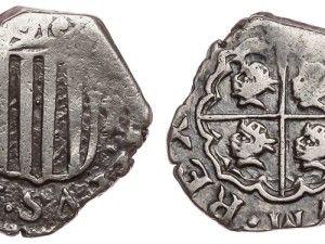 Coleccionar plata pequeña de los Austrias