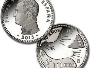 Cambiar monedas con coleccionistas