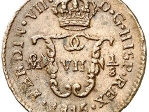 Cambiar monedas con un comerciante