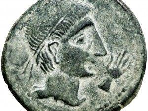 Sirenas en la puerta de las convenciones numismáticas