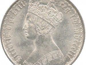Breve introducción a la numismática inglesa del siglo XIX