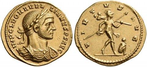 Áureo de Aureliano, Mediolanum
