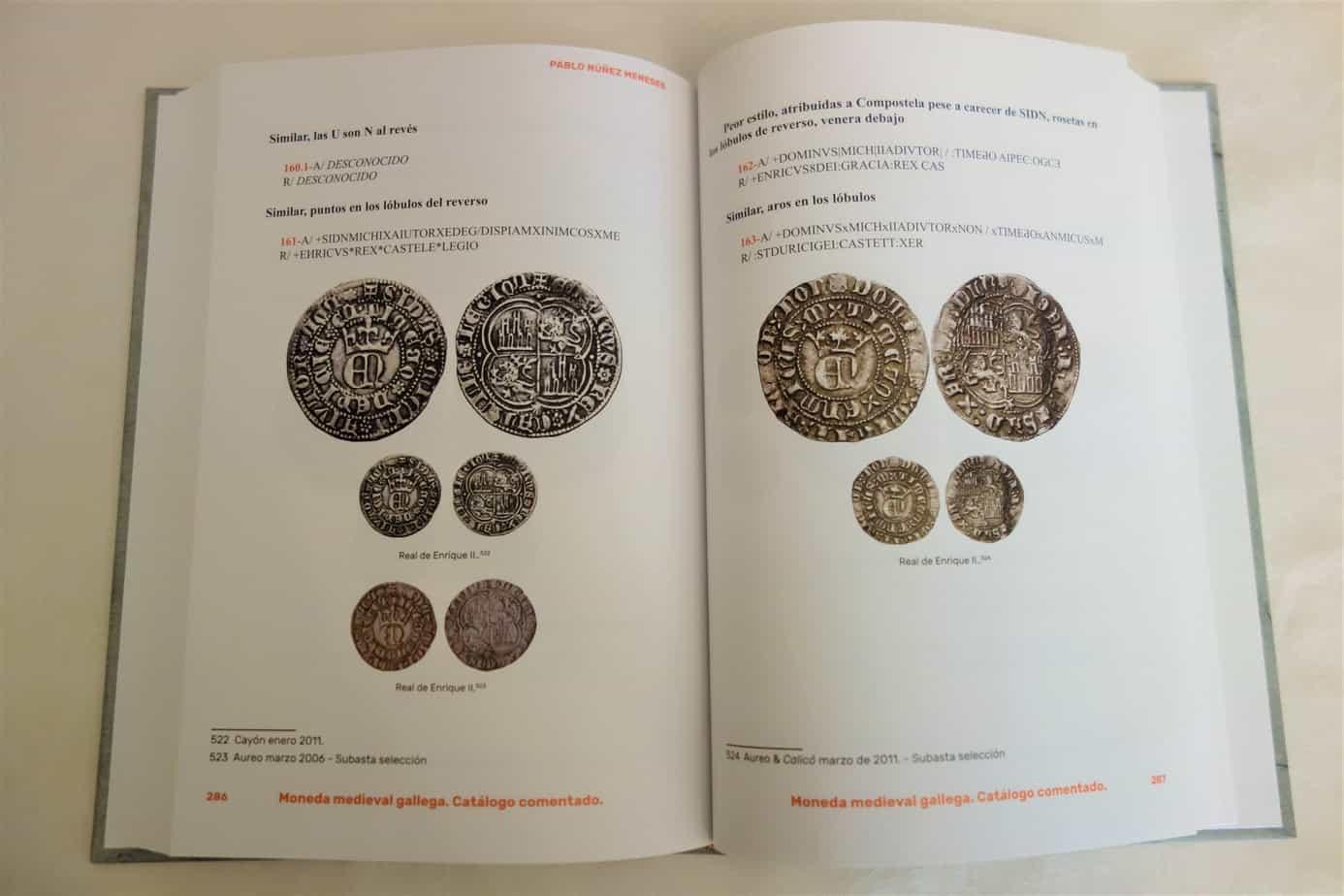 Páginas 286-287 de catálogo